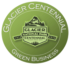Glacier Centennial Green Business