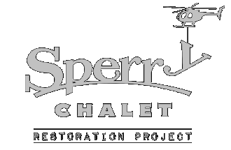 Sperry Chalet Restoration Project